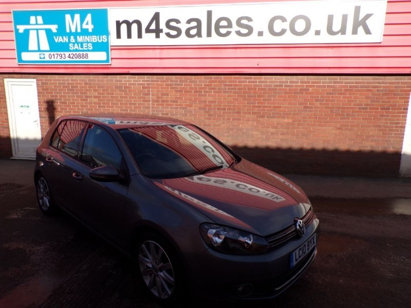 used VW Golf GT TDI A/C 140PS in wiltshire