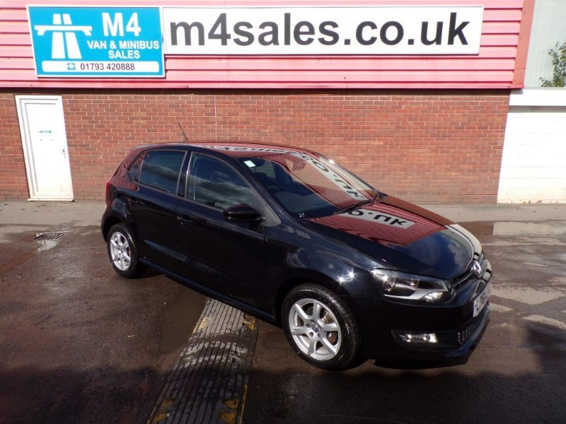 used VW Polo MODA 70bhp A/C in wiltshire