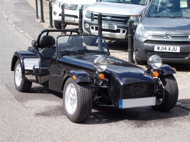 used Caterham Super Seven 1.6 Super - ONE OWNER - 3200 DRY MILES ONLY in surrey-sussex