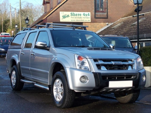 used Isuzu Rodeo 2.5 TD Rodeo Denver MAX Doublecab - NO VAT in surrey-sussex