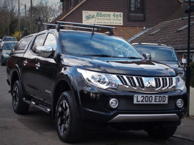 used Mitsubishi L200 2.4 DID Barbarian Doublecab - NO VAT in surrey-sussex