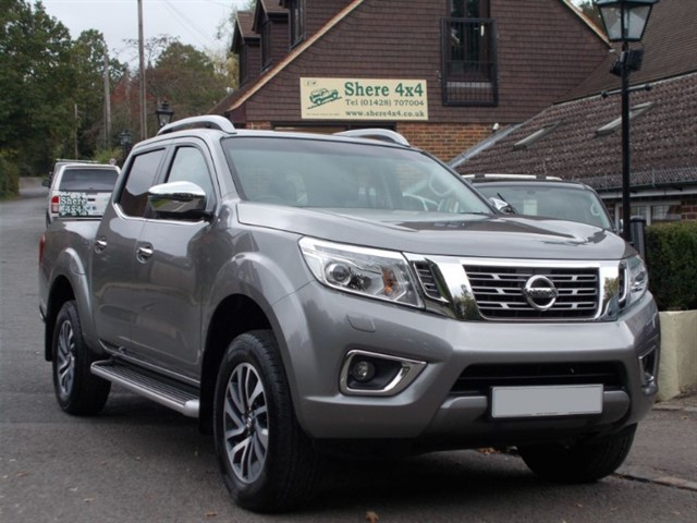 used Nissan Navara 2.3DCi NP300 Tekna Doublecab  in surrey-sussex