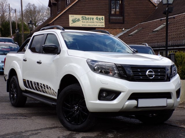 used Nissan Navara NP300 2.3 DCi N-Guard Doublecab. NO VAT TO PAY in surrey-sussex