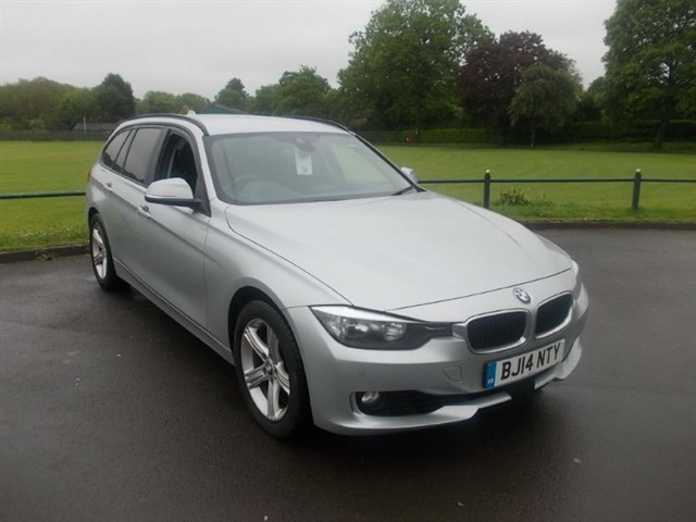 used BMW 330d XDRIVE SE TOURING in in-blackwood-gwent