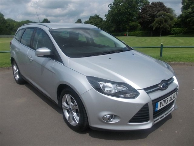 used Ford Focus ZETEC ECONETIC TDCI in in-blackwood-gwent