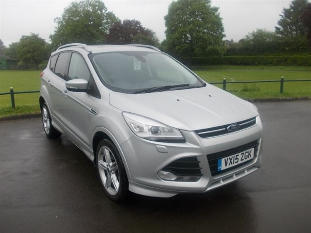 used Ford Kuga TITANIUM X SPORT TDCI in in-blackwood-gwent