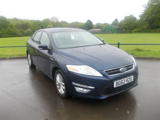 used Ford Mondeo ZETEC TDCI in in-blackwood-gwent
