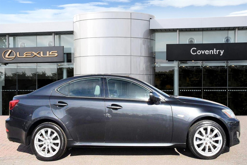 Lexus IS 220d in Coventry West Midlands - CompuCars