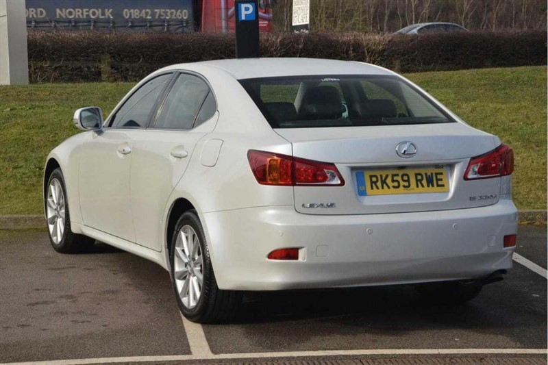 Lexus IS 220d in Lincoln Lincolnshire - CompuCars