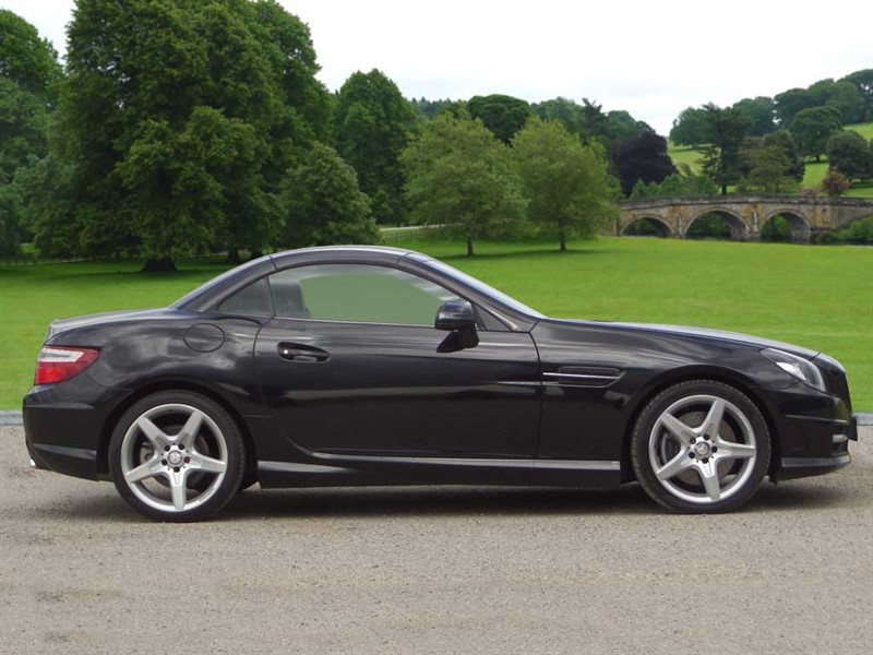 Mercedes Slk In Boston Lincolnshire Compucars