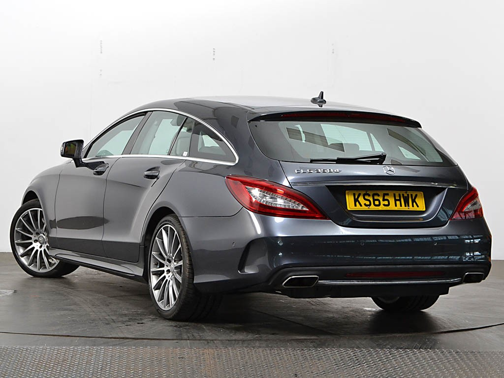 Mercedes CLS In Lincoln Lincolnshire