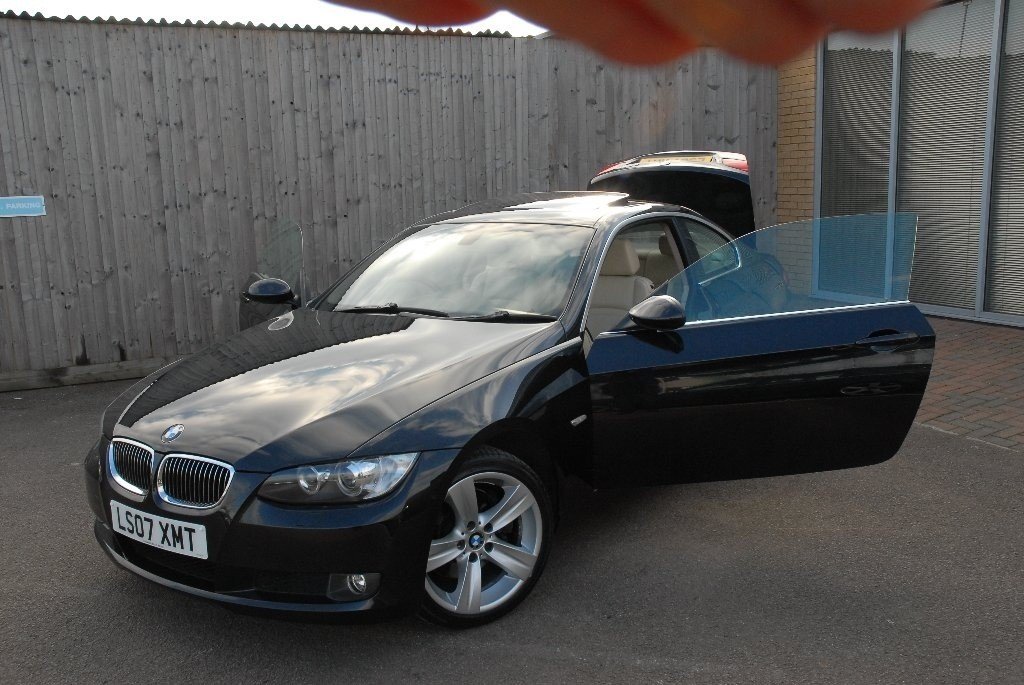 Used Black BMW I For Sale Northamptonshire - Bmw 3251
