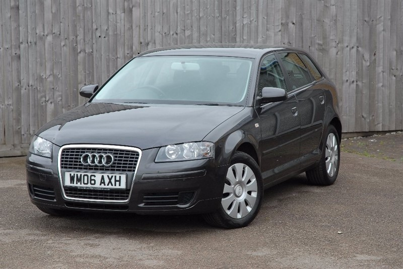 used Audi A3 TDI Sportback S Tronic 5dr in sheffield