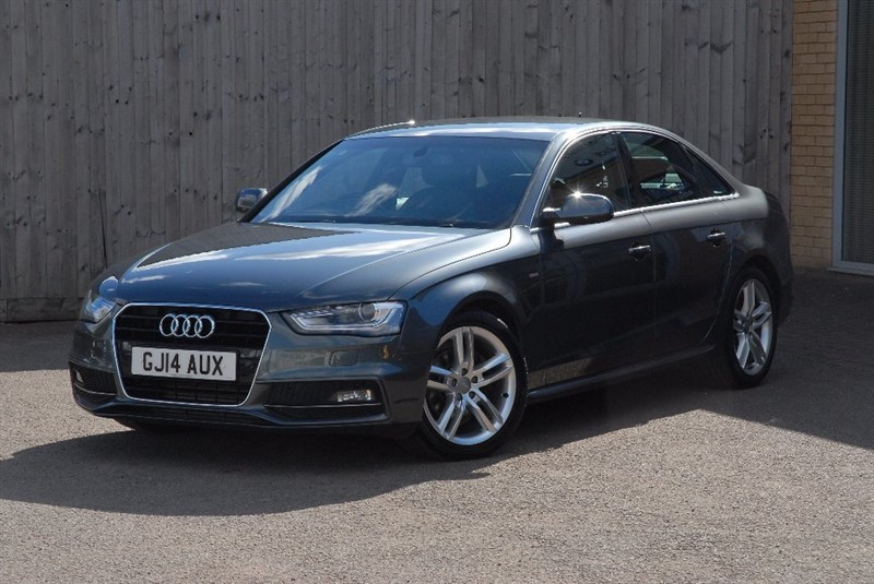 used Audi A4 TDI S Line Multitronic 4dr in sheffield