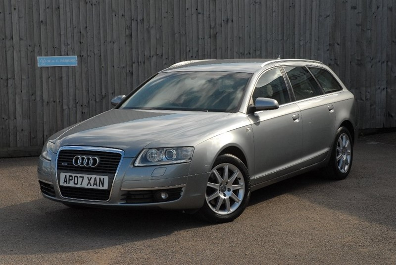 used Audi A6 Avant TDI SE Quattro 5dr in sheffield