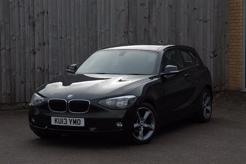 used BMW 118d 1 Series SE Sports Hatch 3dr (start/stop) in sheffield