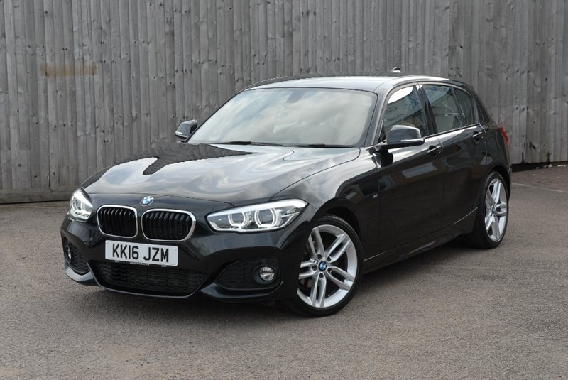 used BMW 118i 1 Series M Sport Sports Hatch (s/s) 5dr in sheffield