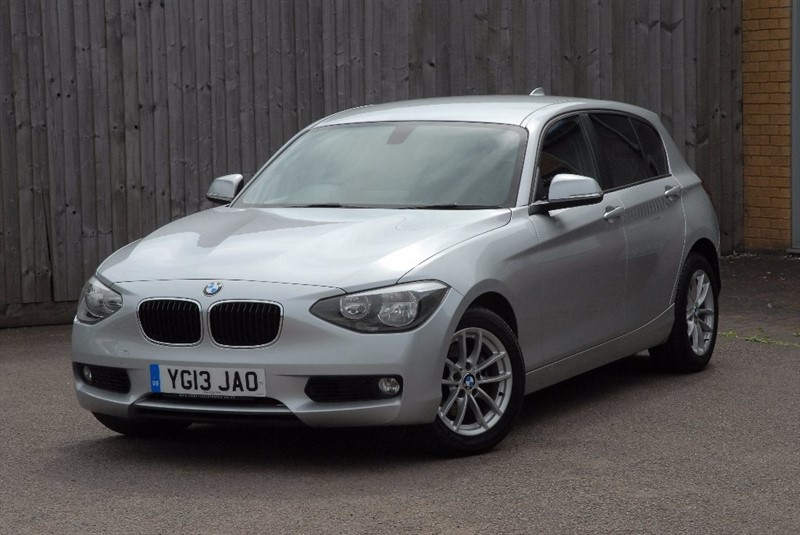 used BMW 118i 1 Series SE Sports Hatch 5dr in sheffield