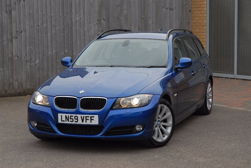 used BMW 320d 3 Series SE Touring 5dr in sheffield