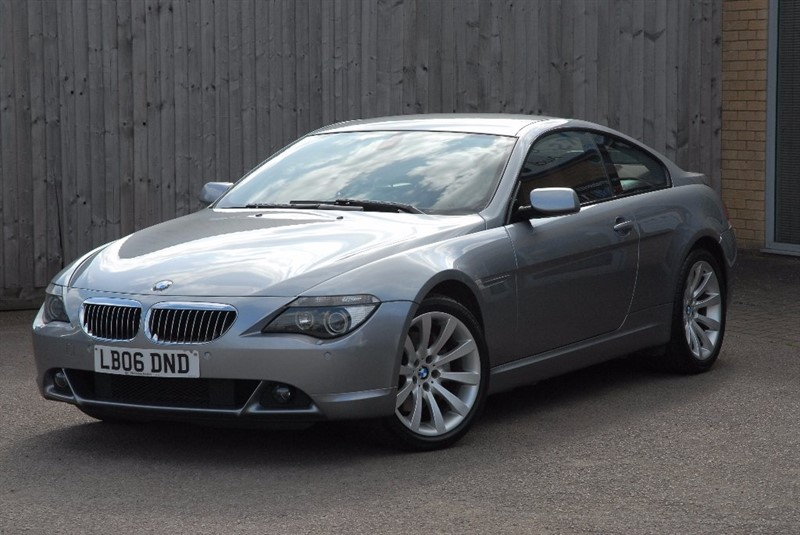 used BMW 650i 6 Series Sport Auto 2dr in sheffield