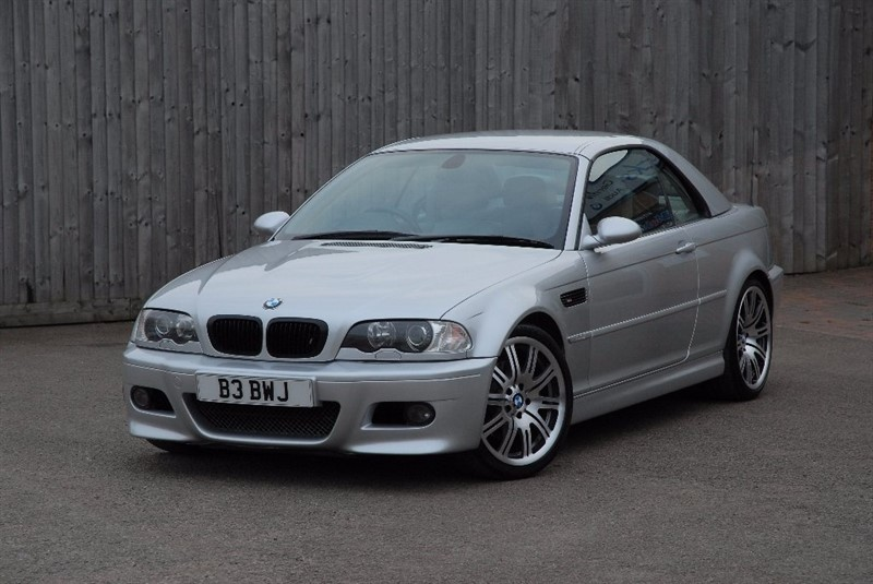 used BMW M3 M3 2dr in sheffield