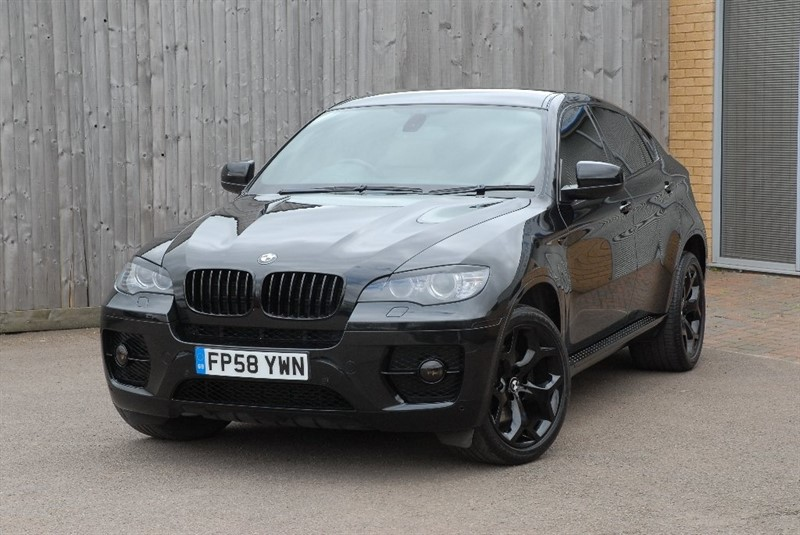 used BMW X6 35d xDrive 5dr in sheffield