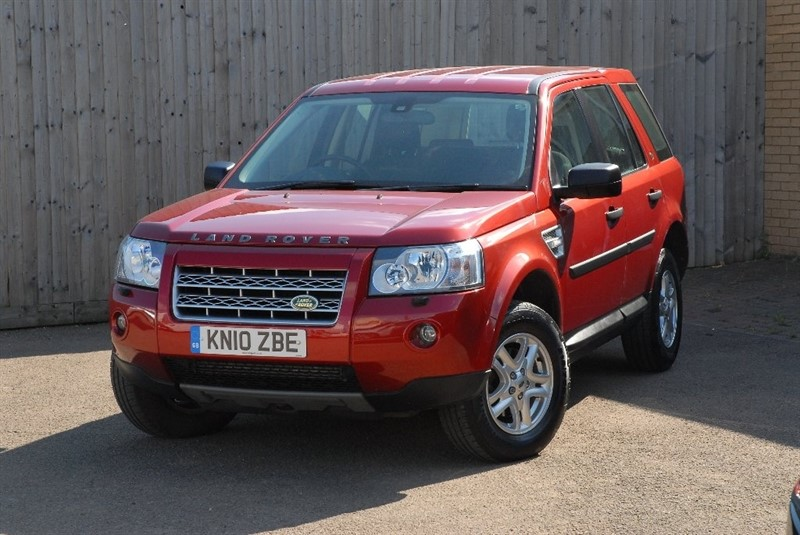 used Land Rover Freelander 2 TD4 S 4X4 5dr in sheffield