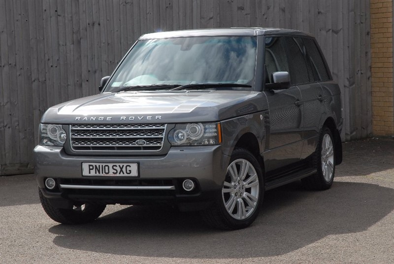 used Land Rover Range Rover TD V8 Vogue SE 5dr in sheffield
