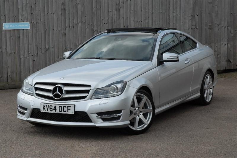used Mercedes C220 C Class CDI AMG Sport Edition (Premium Plus) 7G-Tronic Plus 2dr in sheffield