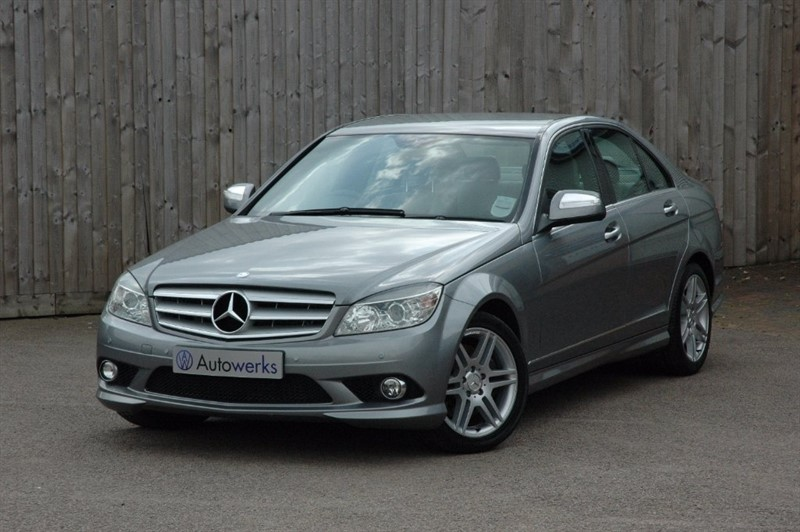used Mercedes C320 C Class CDI Sport 7G-Tronic 4dr in sheffield