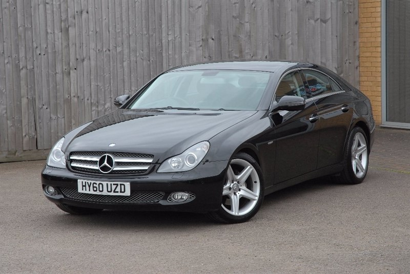 used Mercedes CLS CLS350d CDI Grand Edition 7G-Tronic 4dr in sheffield