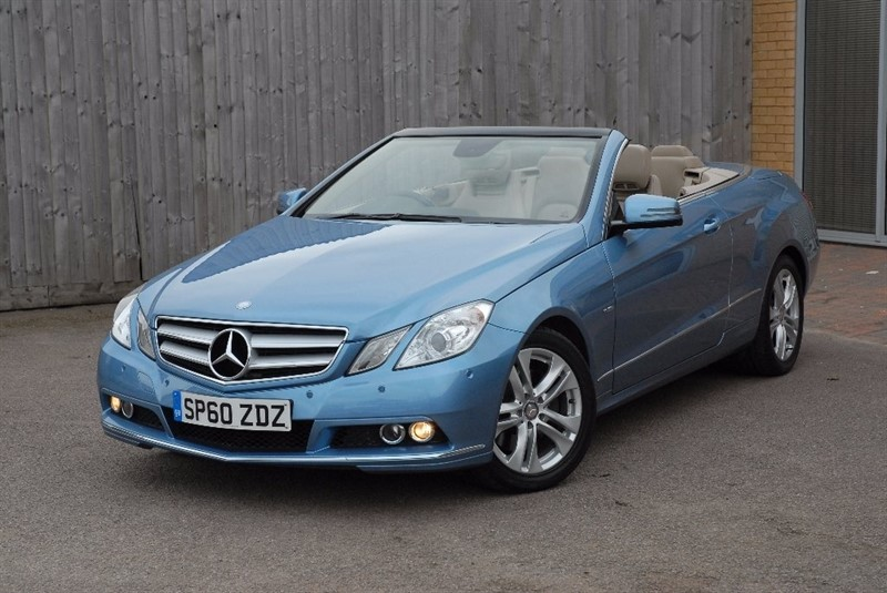 used Mercedes E350 E Class CDI SE 2dr in sheffield