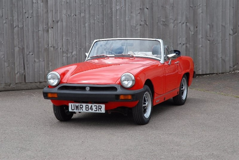 used MG Midget 2dr in sheffield