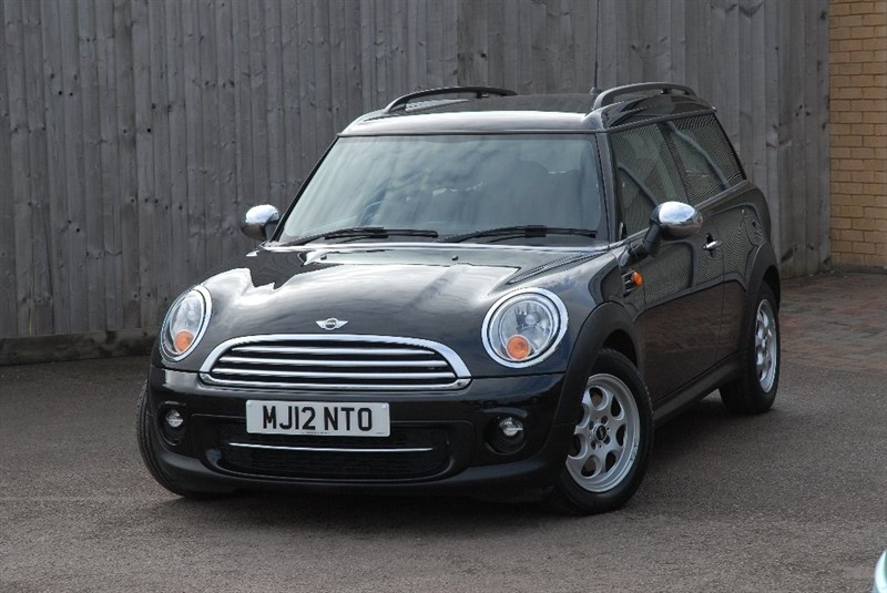 used MINI Clubman 2.0 TD Cooper D 4dr in sheffield