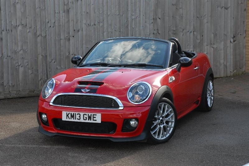 used MINI Roadster Cooper SD Roadster 2dr in sheffield