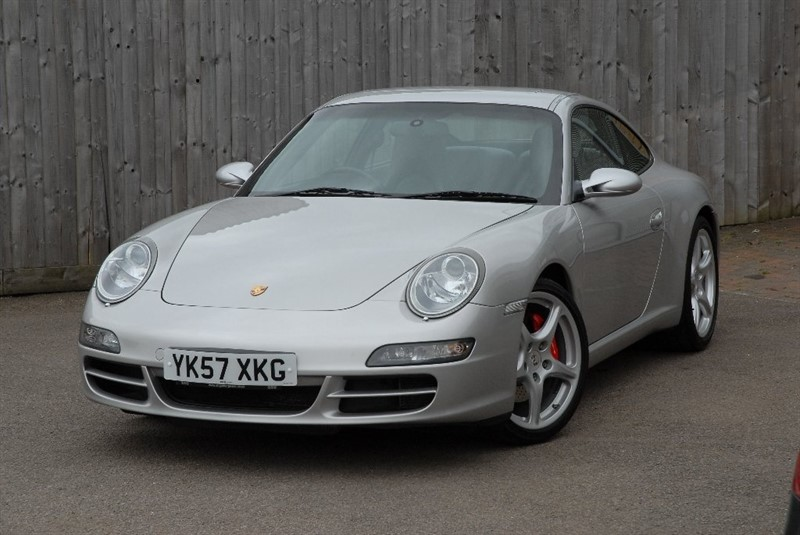 used Porsche 911 997 Carrera S Tiptronic 2dr in sheffield