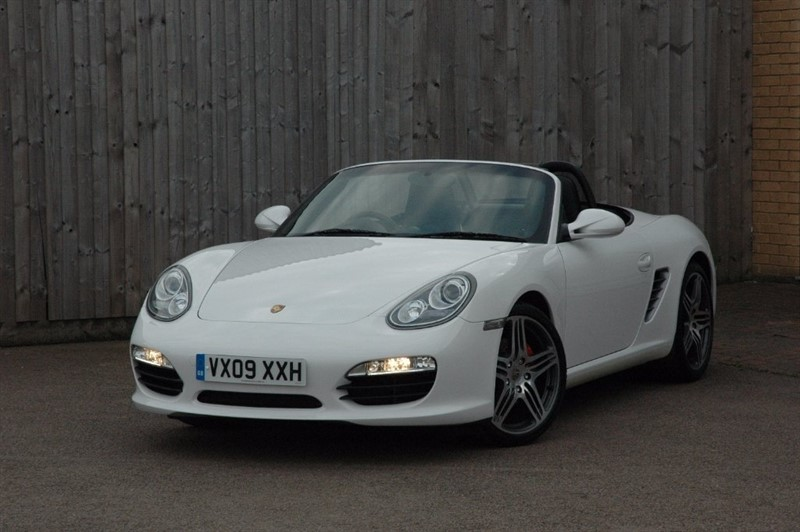 used Porsche Boxster 987 S Convertible 2dr in sheffield