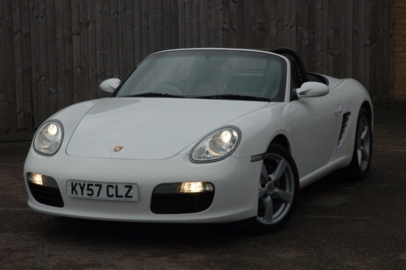 used Porsche Boxster 987 Convertible 2dr in sheffield