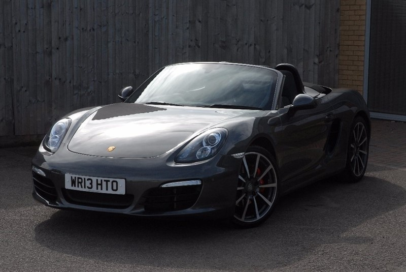 used Porsche Boxster 981 S Convertible PDK 2dr in sheffield