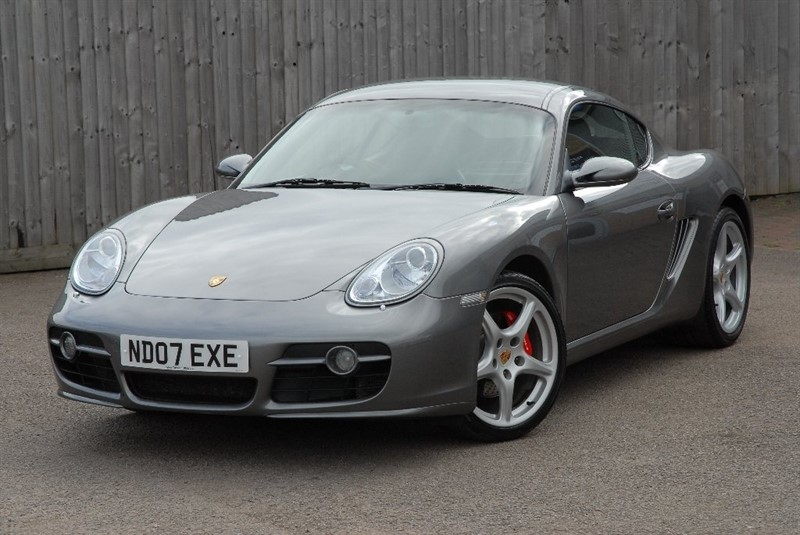 used Porsche Cayman 987 S Tiptronic 2dr in sheffield