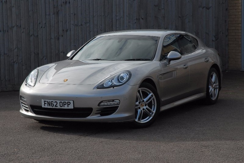 used Porsche Panamera TD V6 Tiptronic S 5dr in sheffield