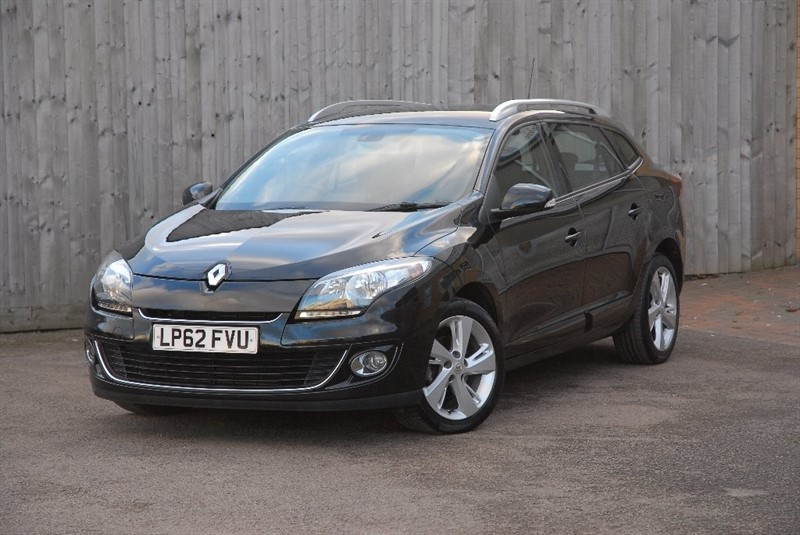 used Renault Megane dCi Dynamique Tom (s/s) 5dr in sheffield
