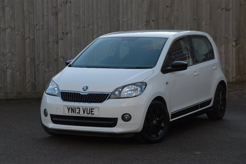 used Skoda Citigo MPI GreenTech Elegance 5dr in sheffield