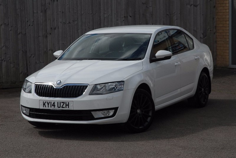 used Skoda Octavia TDI CR Elegance 5dr in sheffield