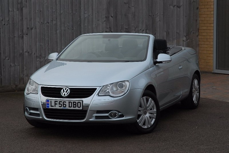 used VW Eos FSI Cabriolet 2dr in sheffield