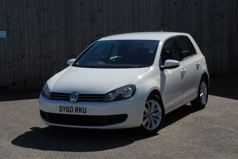 used VW Golf TDI BlueMotion Tech SE 5dr in sheffield