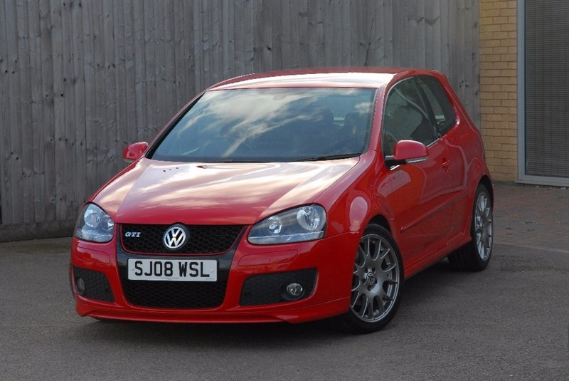 used VW Golf TFSI GTI Edition 30 3dr in sheffield