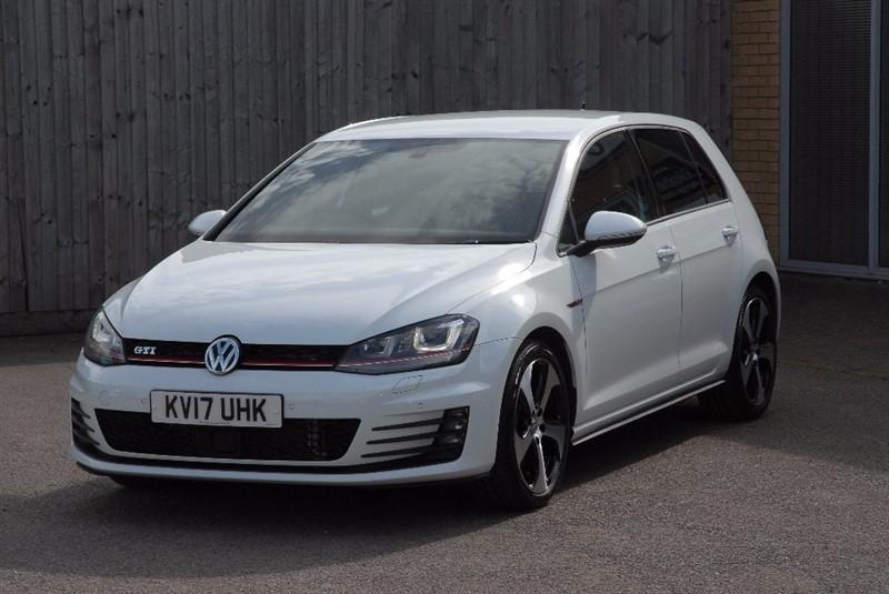 used VW Golf TSI BlueMotion Tech GTI Hatchback 5dr (start/stop) in sheffield