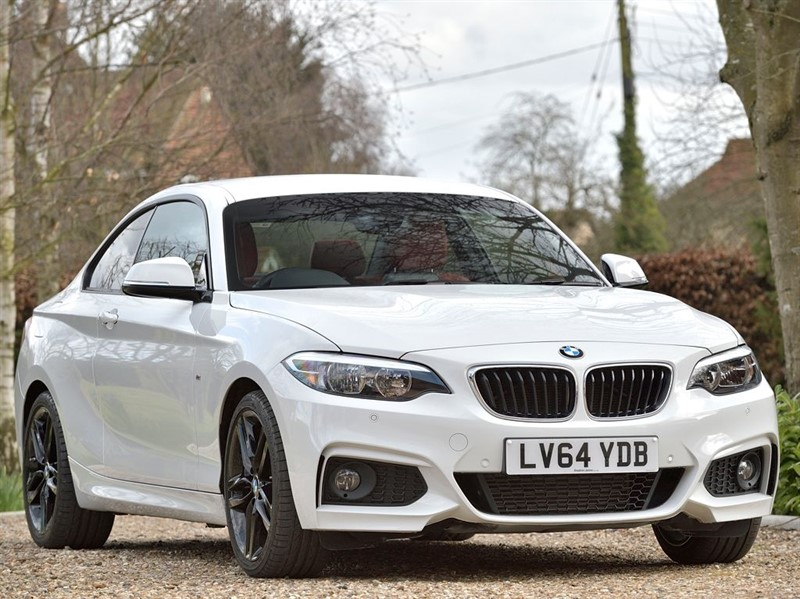 used BMW 228i M SPORT in colchester-essex