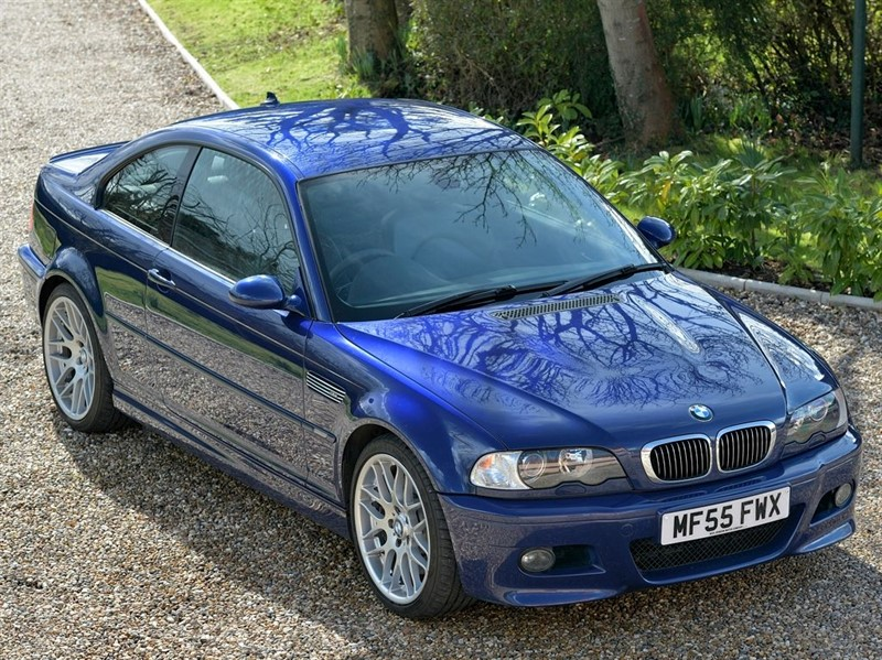 used BMW M3 CS - 54937 MILES - FSH in colchester-essex